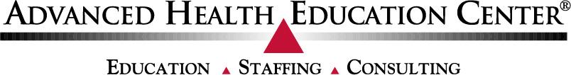 Logo of Advanced Health Education Center
